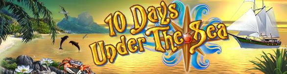 10 dni podwodnej żeglugi