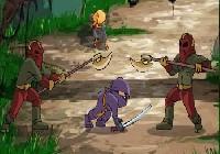 3 Foot Ninja II gra online