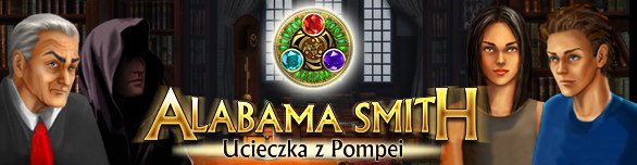 Alabama Smith: Ucieczka z Pompei