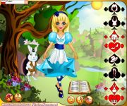 Alice in Dress Up Land gra online