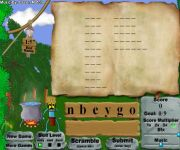 Alphabet Jungle gra online
