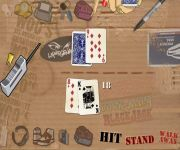 Back Alley Blackjack gra online