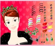 Ball Princess Make Up gra online