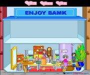 Bank meblowanka gra online