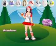 Baseball Girl Dress Up gra online