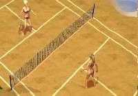 Beach Tennis gra online