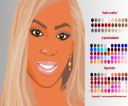 Beyonce Make Up gra online