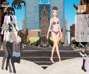 Big City Dress Up gra online