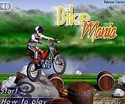 Bikemania gra online