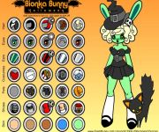Bionka Bunny Halloween Dress Up gra online