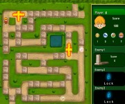 Bittu Bomber gra online