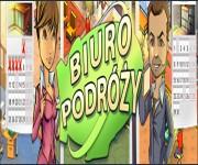 Biuro podróży gra online