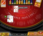 Blackjack Gold gra online