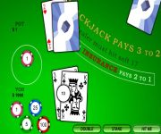 Blackjack Green Table gra online
