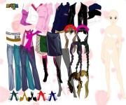 Blada ubieranka gra online