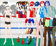 Boxing Dress Up gra online