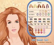 Britney Spears Make Up gra online