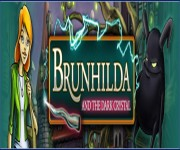 Brunhilda and the Dark Crystal gra online