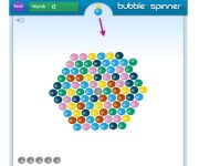 Bubble Spinner gra online