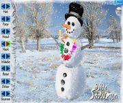 Build a Snowman gra online