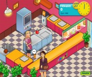 Burger Restaurant gra online