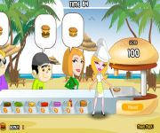 Burger Run gra online