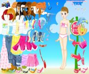 Bus Stop Dress Up gra online