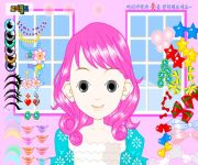 Candy Girl Make Up gra online