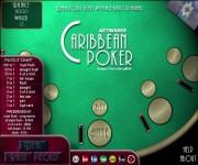 Caribbean Poker gra online