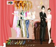 Chique Couple Dress Up gra online