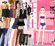 Chique Fashion Dress Up 2 gra online