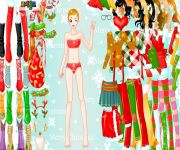 Christmas Girl Dress Up gra online
