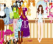 Costuming Dress Up gra online
