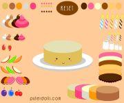 Cuddly Cake Maker gra online