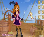 Dangerous Beauty Dress Up gra online