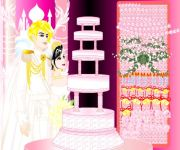 Design Your Wedding Cake gra online