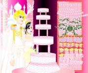 Design Your Wedding Cake gra online