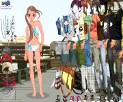 Docks Dress Up gra online