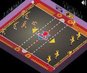 Dodgeball 2 gra online