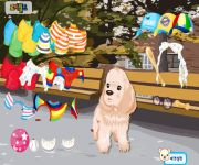 Dog Dress Up 2 gra online