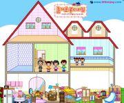 Domek Rodziny Lalek 4 gra online
