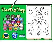 Doodle Bug Coloring gra online