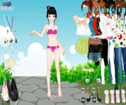 Dots Dress Up gra online