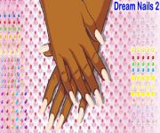Dream Nails 2 gra online