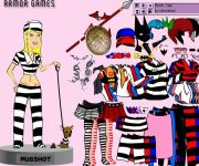 Dress Paris In Jail gra online