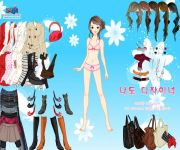 Eloise Accessories Dress Up gra online