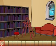 Escape Biblioteka gra online