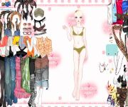 Everyday Happy Dress Up gra online