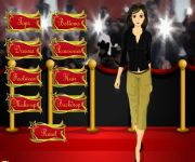 Famous Model Dress Up gra online