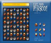 Fast Food Fiasco gra online